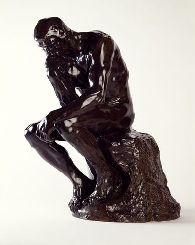 Auguste Rodin, 'The Thinker'