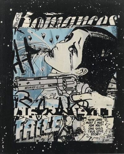 FAILE, 'Stories of Love', 2008