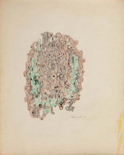 Norman W. Lewis, 'Untitled', 1949