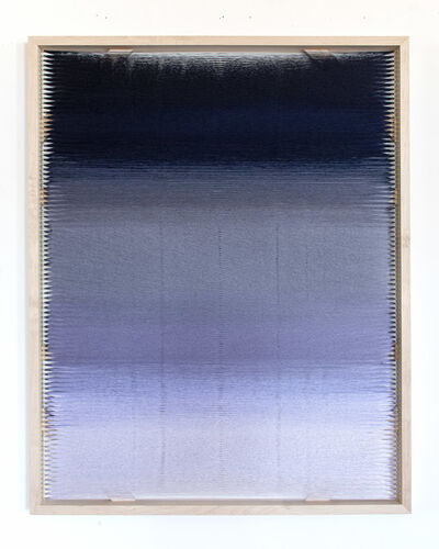 Rachel Mica Weiss, 'Woven Screen, Heavy Sky III', 2020