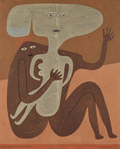 Victor Brauner, 'Accouplement d'Éléments', 1962