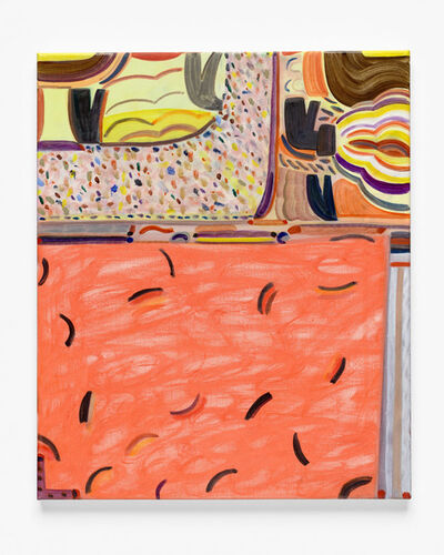 Emily Ferretti, 'Bent nails', 2019