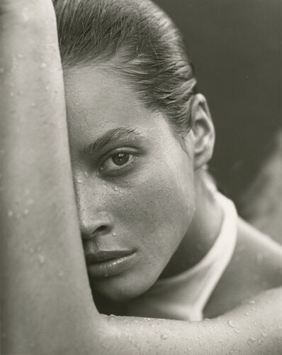 Herb Ritts, 'Christy in White, Los Angeles', 1988
