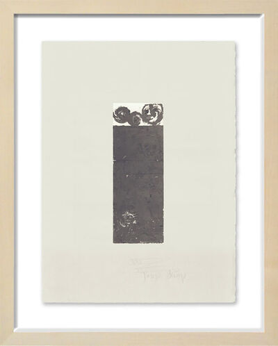 Joseph Beuys, 'Scrolls', 1980