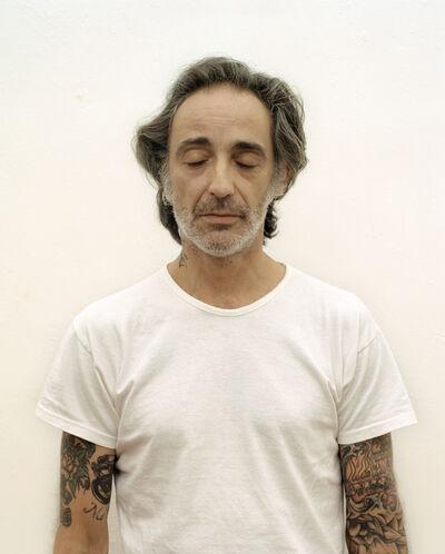Jose Luis Santalla, 'Alberto Garcia Alix (Serie Closed)', 2006