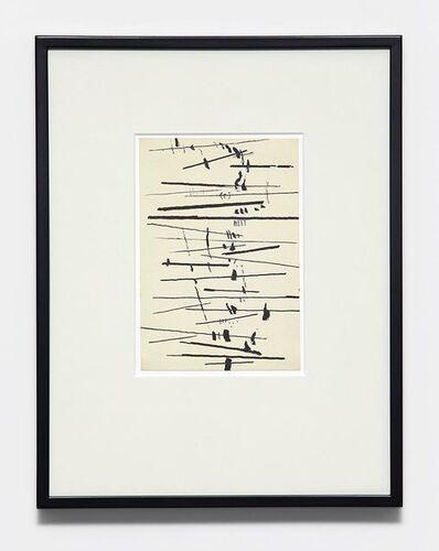 Hördur Ágústsson, 'Untitled', 1955-1960