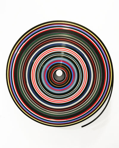 Jürgen Paas, 'Target / Wall', 2019