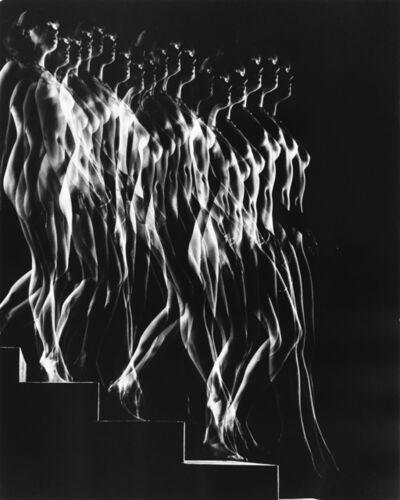 Gjon Mili, 'Nude Descending Staircase', circa 1970