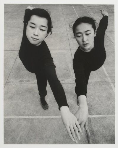 Gen Otsuka 大束 元, 'Title unknown (dancers)', 1955