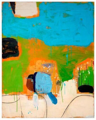 Gary Komarin, 'Suite of Blue, Salina', ca. 2017