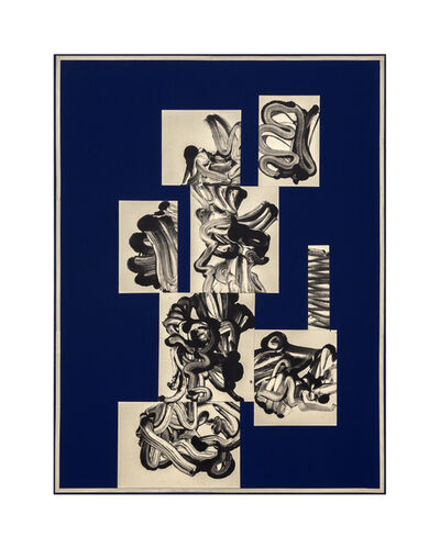David Korty, 'Blue Shelf #39', 2015