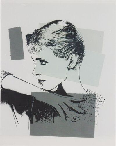 Andy Warhol, 'Unidentified Woman (Halston Model)', 1982