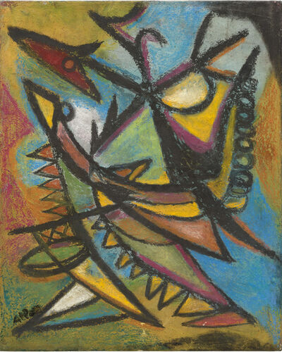 Jean-Michel Atlan, 'Untitled', 1946