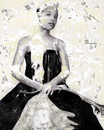 Lita Cabellut, 'Sibi', 2019