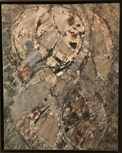Jacques Germain, 'Composition abstraite', 1973