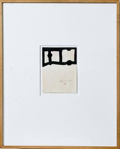 Eduardo Chillida, 'Untitled', 1995