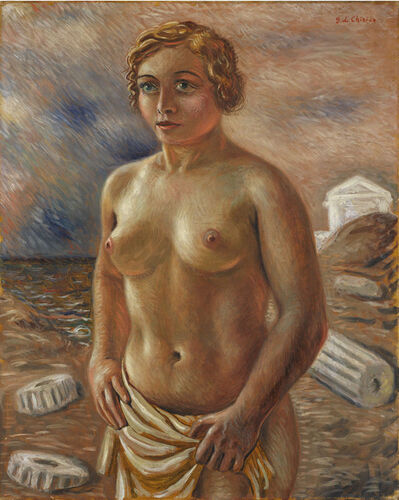 Giorgio de Chirico, 'Nudo', 1930