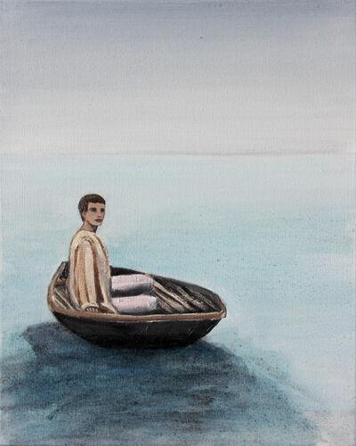 Matthew Krishanu, 'Coracle', 2018
