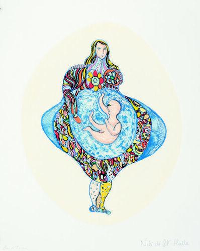 Niki de Saint Phalle, 'Elizabeth', 1995