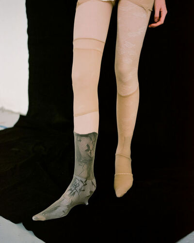 Andrew Nuding, 'Pantyhose', 2018