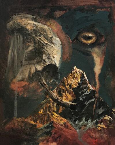 Adam Burke, 'Capra Mons', 2018