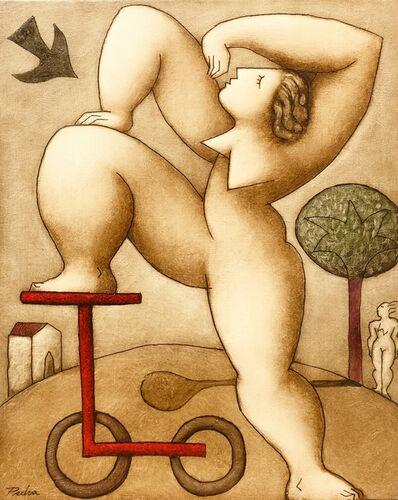 Victor Pedra, 'Bicicleta Vermella', 2018