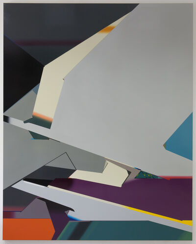 Marc von der Hocht, 'Solid', 2015