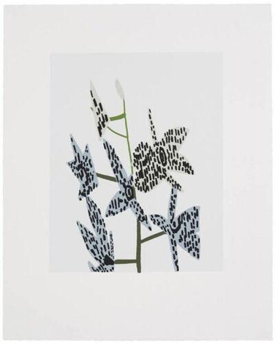 Jonas Wood, 'Untitled (Orchid)', 2015