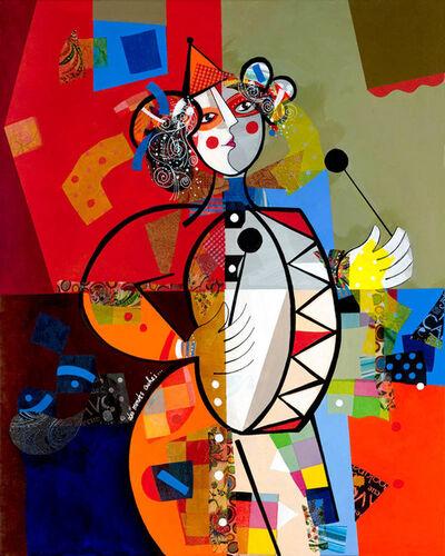 Yoël Benharrouche, 'Les Mondes Caches (Lacquer)', 2015