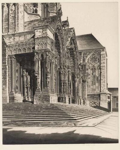 John Taylor Arms, 'IN MEMORIAM (FLETCHER 317)', 1939