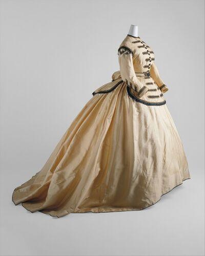 Unknown American, 'Dress', 1860–1865