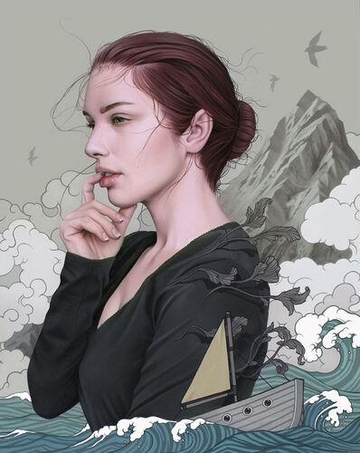 Sarah Joncas, 'Brave Seas', 2019