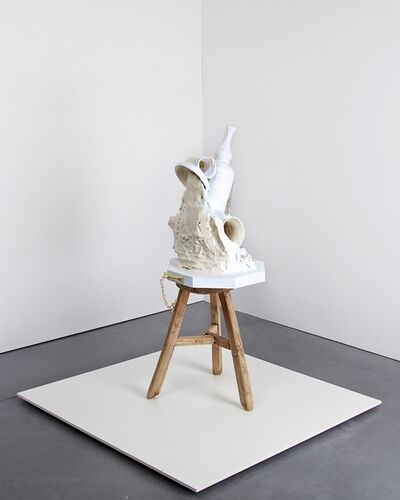 Jan De Cock, 'Nature morte with thirty white pearls', 2013