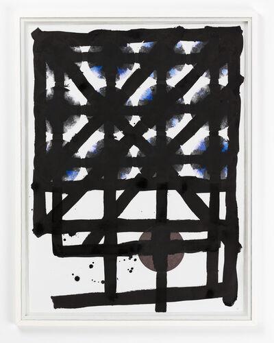 Per Inge Bjørlo, 'Svart (E) / Black (E)', 2016