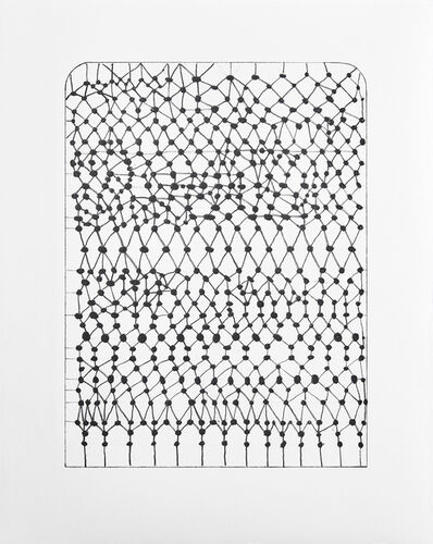 Victoria Burge, 'Net VI', 2018