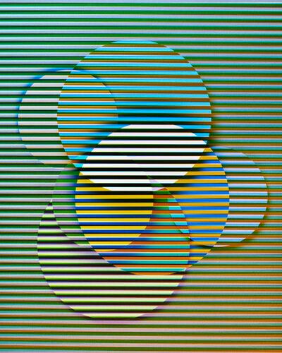 Jessica Eaton, 'Transition H42', 2016