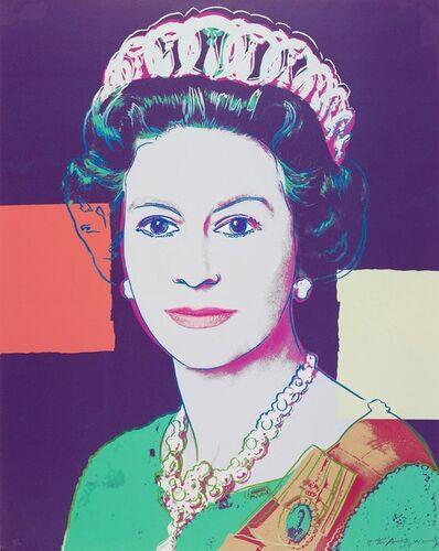 Andy Warhol, 'Queen Elizabeth (FS II.335)', 1985