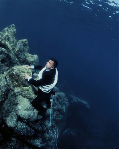 Philippe Ramette, 'Rational Exploration Of The Undersea: The Ascent', 2006