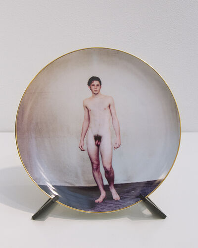 Jack Pierson, 'Youth Plate', 2000
