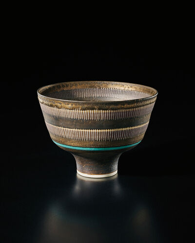 Lucie Rie, 'Straight-sided bowl', ca. 1978