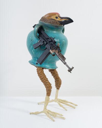 Ravi Zupa, 'New York Birdpot Creature 9', 2019