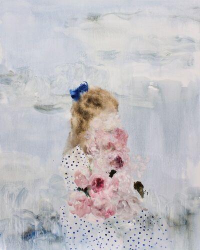 Darlene Cole, 'Lake (polka-dots + peonies)', 2019