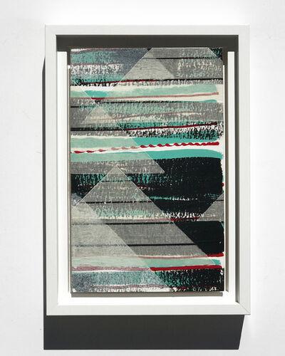 Nina Tichava, 'Transparency 2, Diamonds, Study No.40', 2018