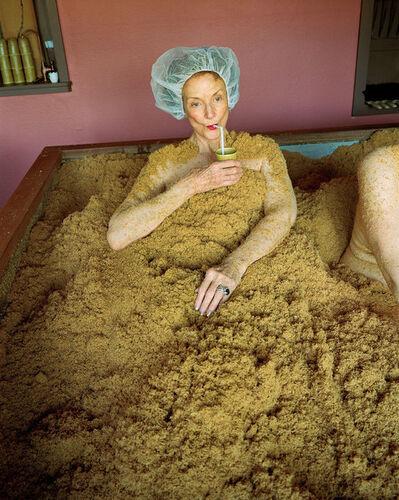 Sage Sohier, 'Cedar enzyme bath, Osmosis Spa, Freestone, CA', 2010