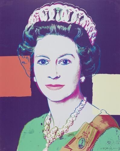 Andy Warhol, 'Queen Elizabeth II of the United Kingdom (FS II.335)', 1985