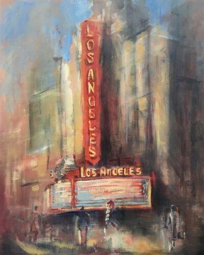 Gregg Chadwick, 'Los Angeles Theatre', 2019