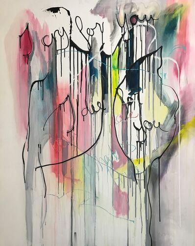 Tiny de Bruin, 'Deep love', 2018