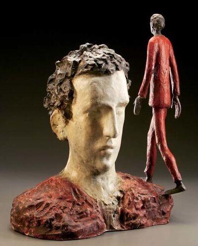 Roberto Barni, 'Doppia Immagine', 2004