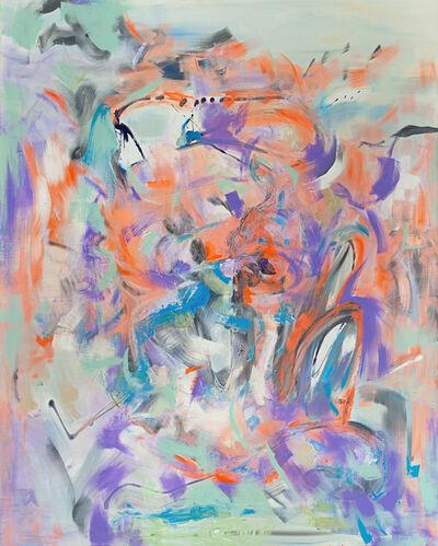 """Lynn Letourneau, '""""Butterfly Birthing"""" ', 2018"""