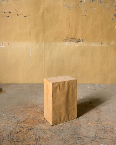 Joel Meyerowitz, 'Morandi's Objects, Paper-covered Block', 2015